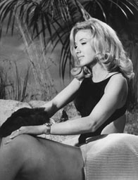 Elizabeth Counsell as Patricia from Thunderball