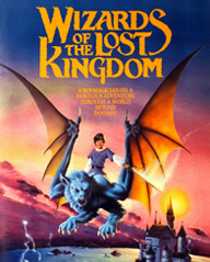 Wizards of the Lost Kingdom poster