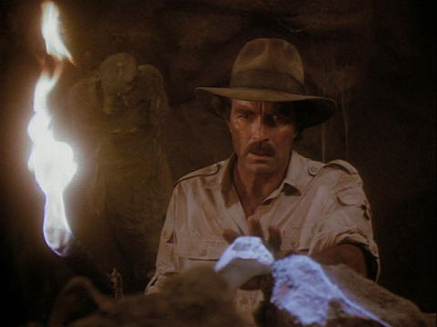 Selleck could have been Indiana Jones