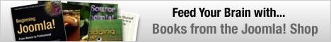 Joomla Promo Books